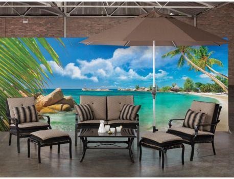 Shelta's Fairlight - Outdoor Umbrellas available at Shade Australia now!