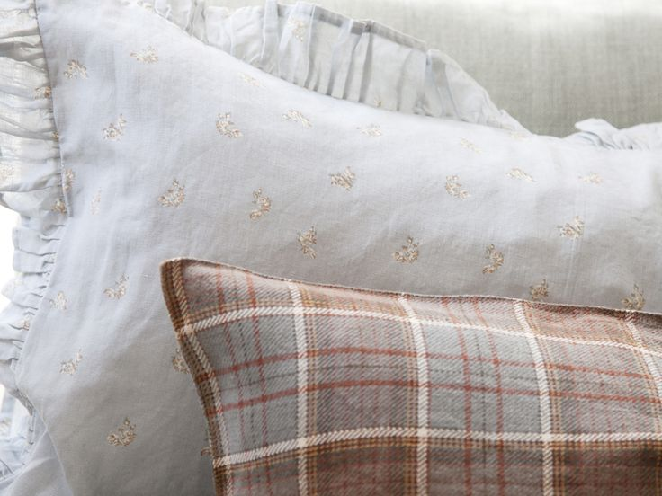 The Virginian - Linen by Libeco Home Stores