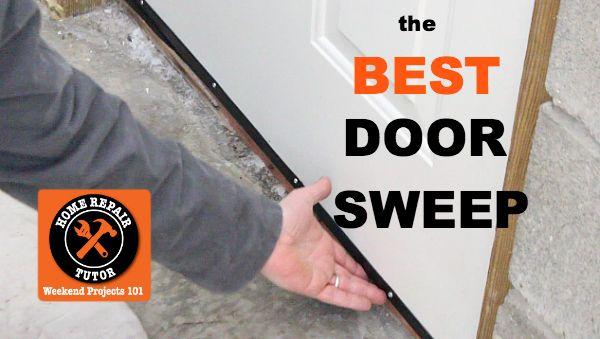 Best 25 Door Sweep Ideas On Pinterest Weather Stripping
