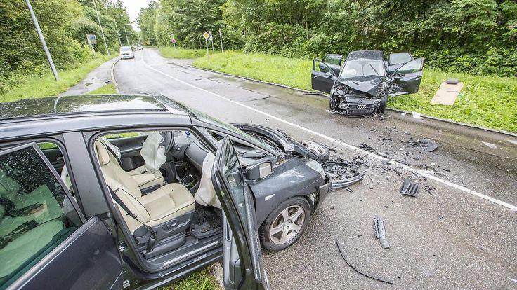 Schwere Unfälle: Aus diesen Gründen kracht es häufig
