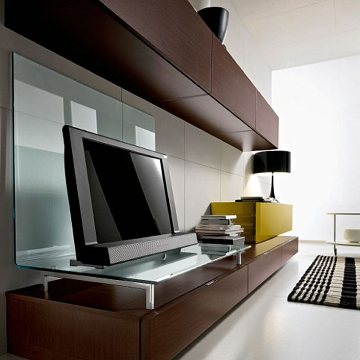 Spectacular Wall mount modern lcd tv cabinet design home design inspiration