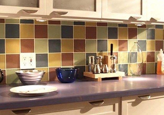 Decoración hogar: renueva la cocina pintando los azulejos [FOTOS]