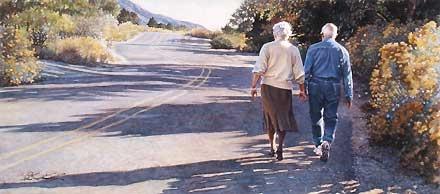 Young at Heart - Steve Hanks - World-Wide-Art.com - $275.00