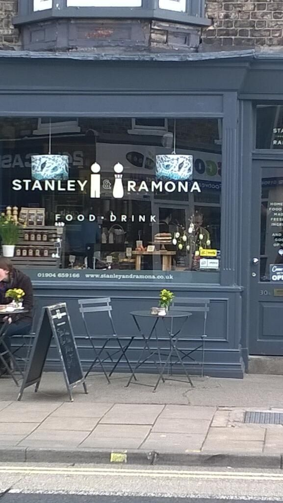 Stanley & Ramona in York