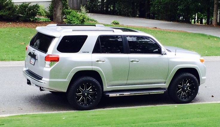 2012 4Runner limited lifted