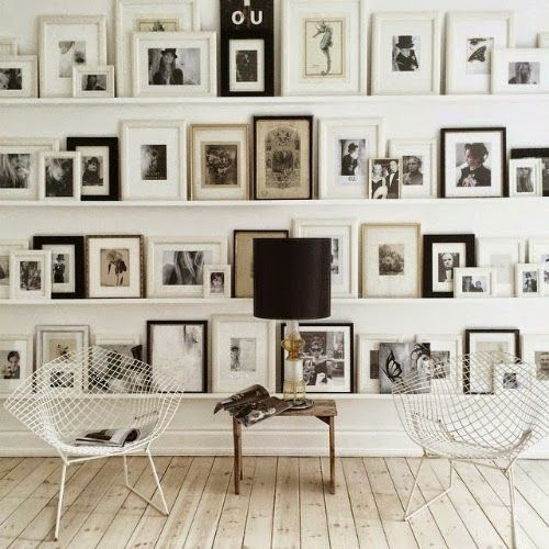 the perfect gallery wall as seen in danish novelist annika von holdt u0027s home some serious design inspiration