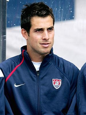 Carlos Bocanegra! #USASoccer