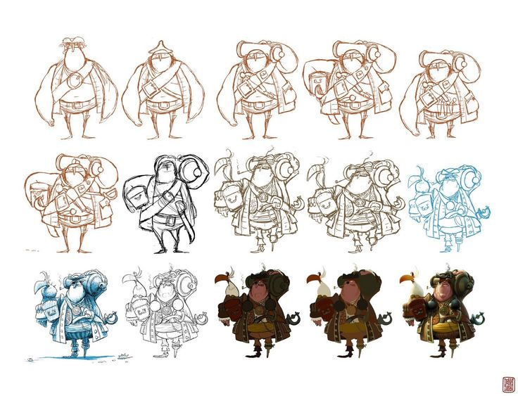 Cartoon Character Design Process : Best images about male character design on pinterest