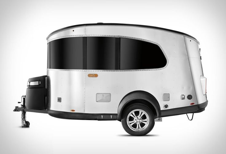 Airstream Basecamp: sexy and versatile with a kickass panoramic view.   Just a mere 35 grand. :/
