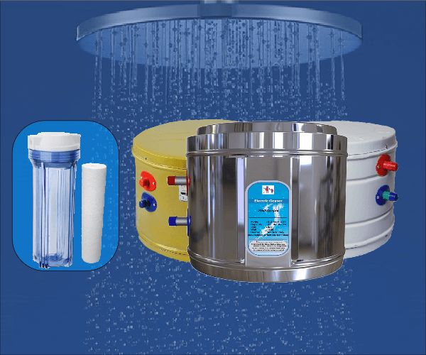 20 C Gdt Hot Water Heater Automatic Electric Geyser With Safety Filter In 2020 Water Heating Geyser Hot Water Heater