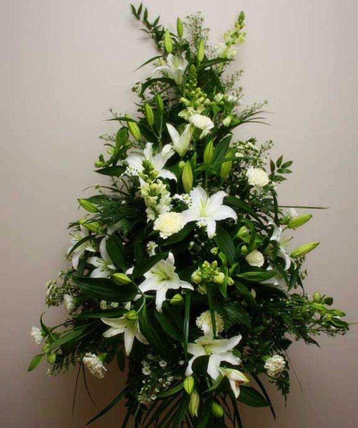Altar Flowers Church Wedding Decorations: 204 Best Church Wedding Decorations Images On Pinterest