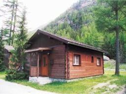 Alleinstehendes Ferienhaus für 4 Personen (29 m²) in Saas Balen