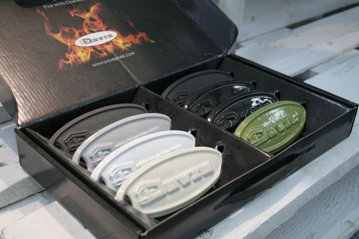Hay modelos de #estufas que permiten personalizarse, como la estufa de leña moderna de diseño  #Retro de Dovre