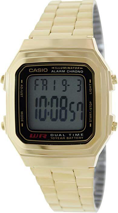 f08343f41fc Amazon.com  Casio Watch - A178WGA1A (Size  men)  Casio  Watches