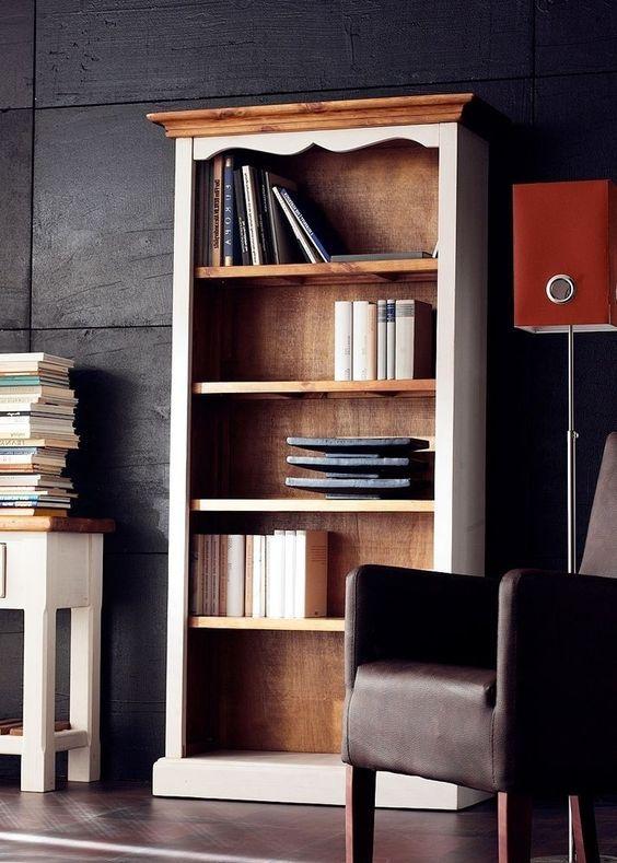 Bücherregal Beppo Kiefer Massiv Weiß 5869. Buy Now At Https://www.