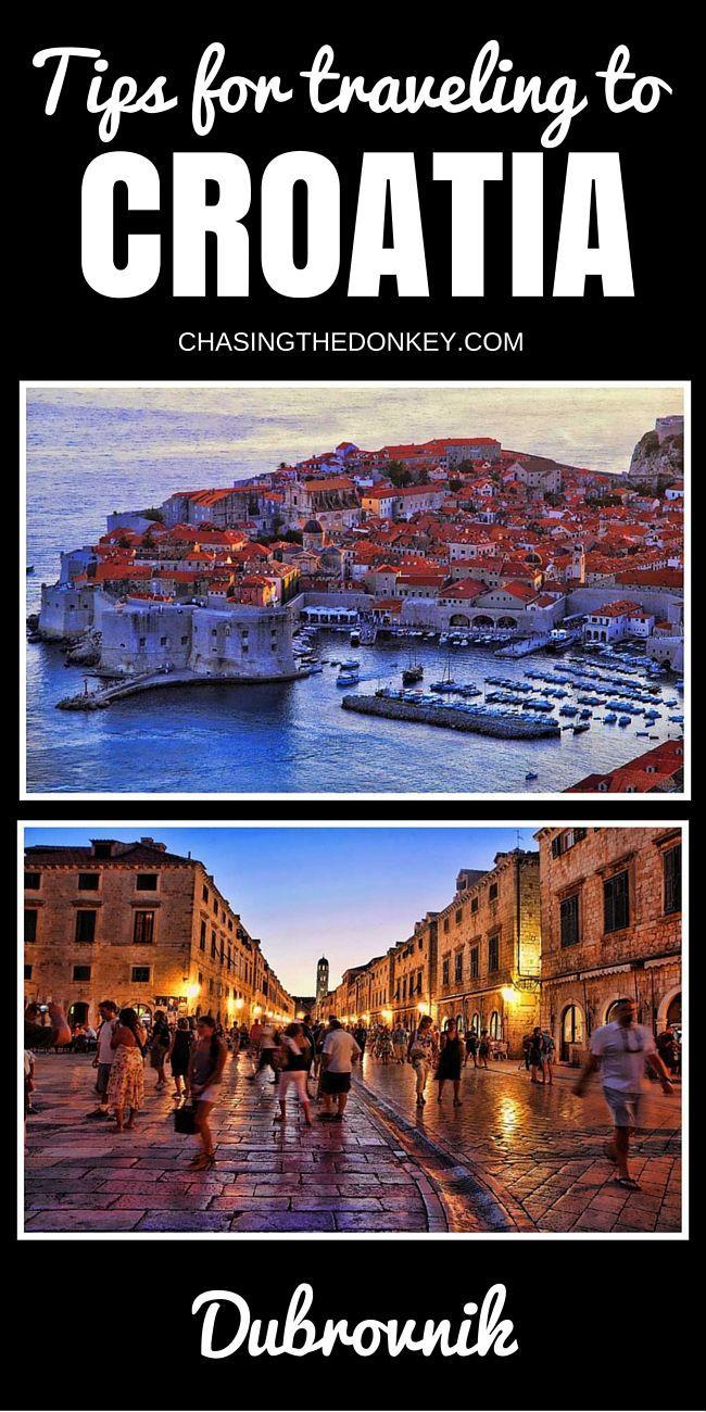 Croatia Travel Blog: Dubrovnik has been exquisitely preserved to maintain its medieval charm, and here are our best tips for what to do in Dubrovnik. Click to see them all.