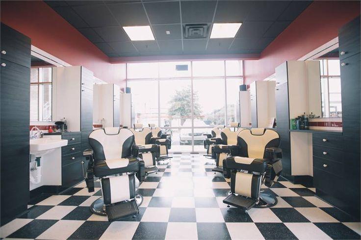 Man Cave Barber Williams Lake : Best images about barber shops on pinterest