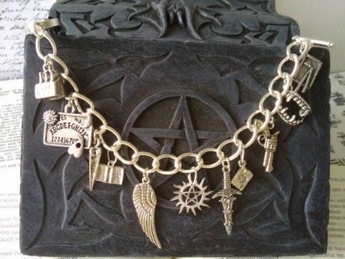 supernatural theme
