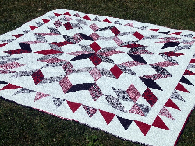 17 Best Images About Carpenter Star Quilt On Pinterest
