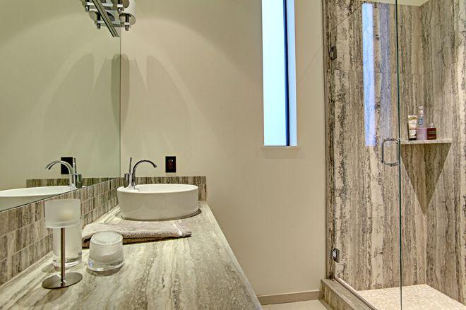 baño moderno porción McClellan Architects