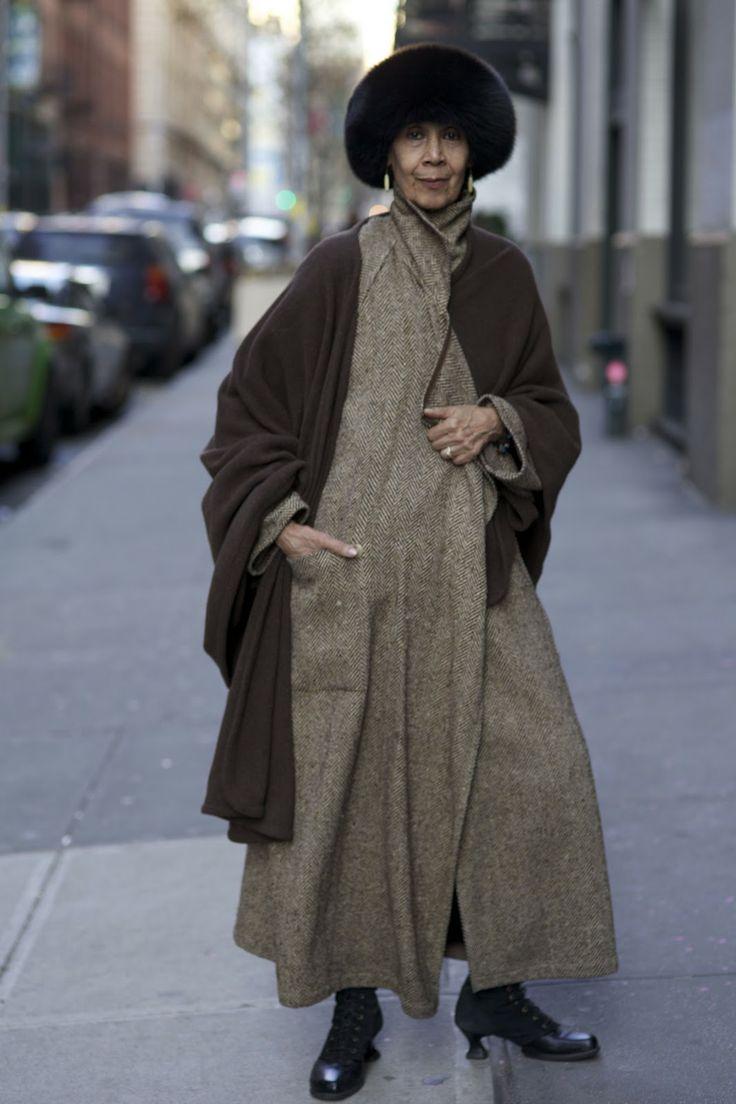Carmen De Lavallade: ADVANCED STYLE