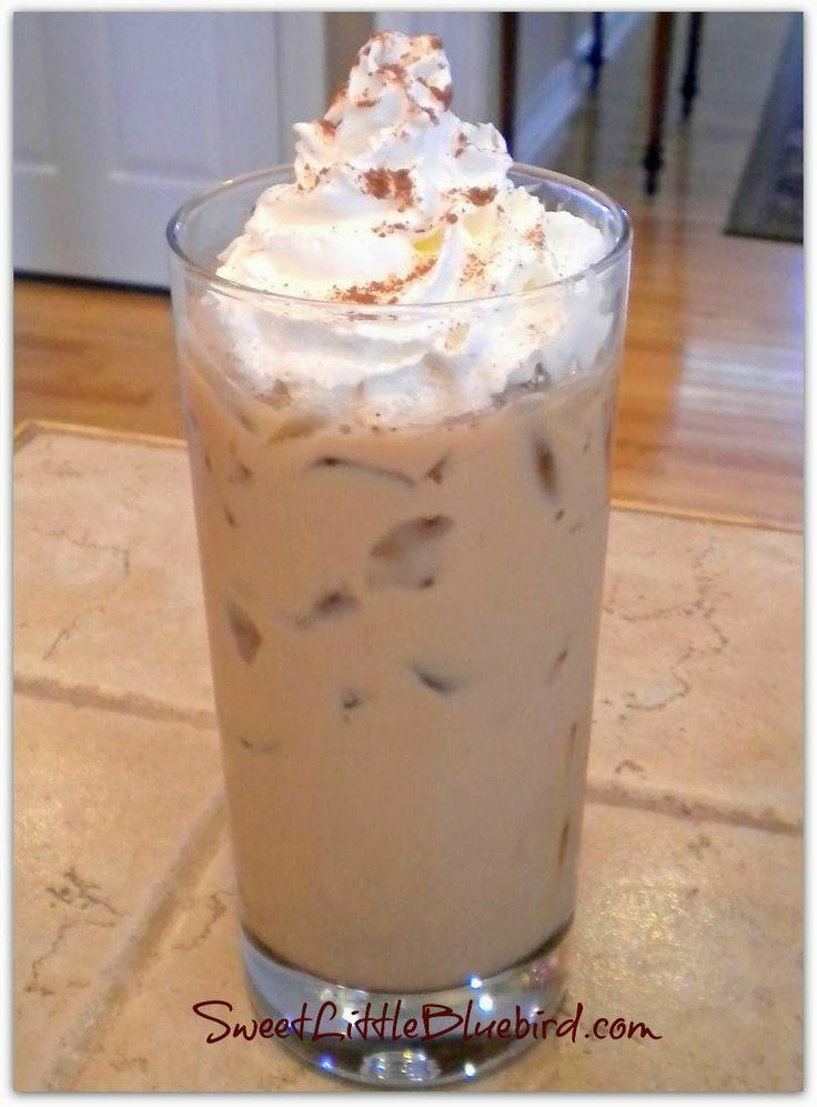 4 Easy Delicious Coffee Recipes: Iced Mocha, Baileys & Kahlua Iced Coffee, Alaskan Sludge Coffee & Sweetened Condensed Milk Coffee.