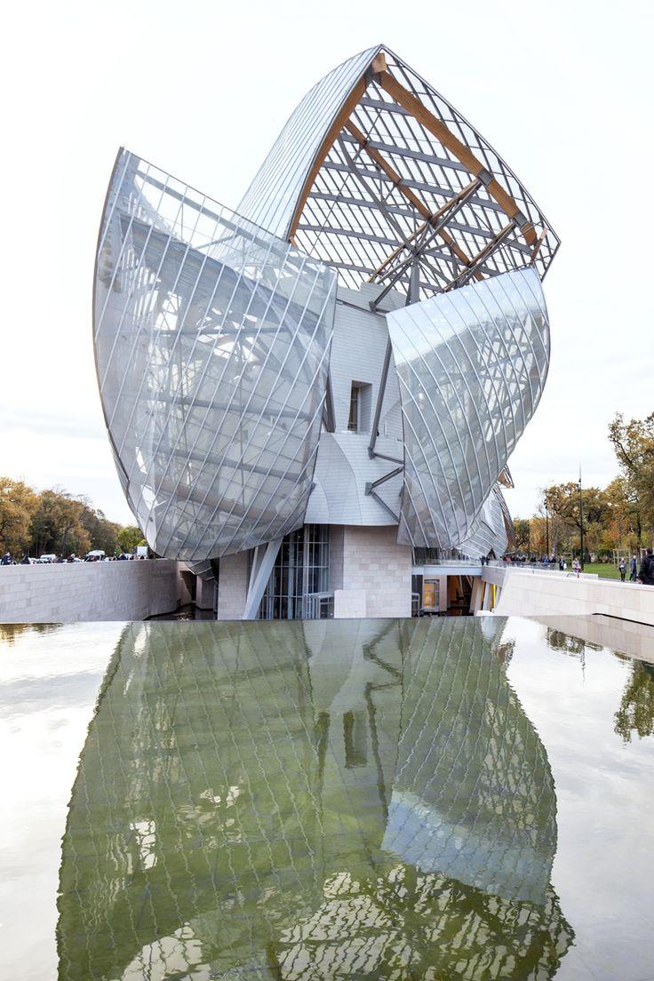 Fundação Louis Vuitton, projeto de Frank Gehry_ fotosDanica O. Kus