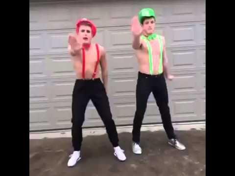 Modern Jake Paul-Mario Logan Paul-luigi - YouTube