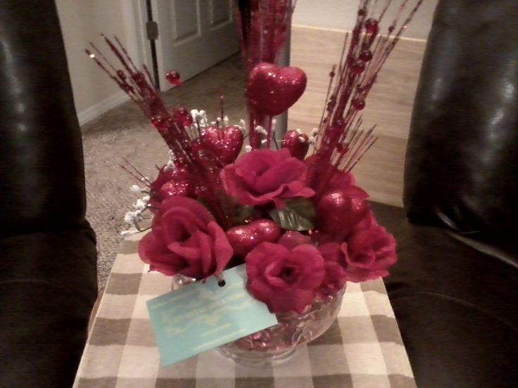 flower for valentine's day
