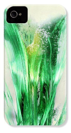Lily Of Life IPhone 4 / 4s Case Printed with Fine Art spray painting image Lily Of Life by Nandor Molnar (When you visit the Shop, change the orientation, background color and image size as you wish)
