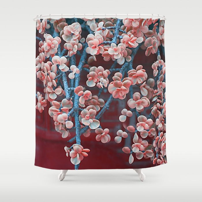 Buy Blue & pink succulent Shower Curtain by maryberg. Worldwide shipping available at Society6.com. Just one of millions of high quality products available.