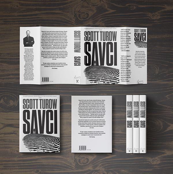 Savcı / Kitap Kapağı Tasarımı on Behance