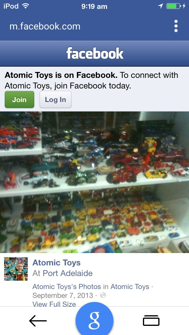 Old toys