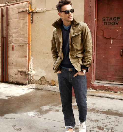 The Fashion Worshiper: The Men's Club: Looks for Spring
