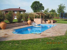 17 best ideas about pool im garten on pinterest | pool holz, Garten und Bauen