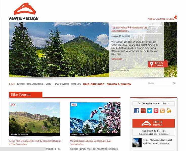 Hike+Bike ist ein Bergsport Magazin, das über Mountainbike, Rennrad, Freeride, Downhill, Bergwandern,Bergsteigen, Klettersteige, Skitouren sowie Outdoor-Equipment und Reisen berichtet. Für Hike+Bike arbeiten zahlreiche Autoren und Produktester mit unterschiedlichen Erfahrungen und Interessen, Hobbies und professionellen Hintergründen als Autoren. http://www.hikeandbike.de