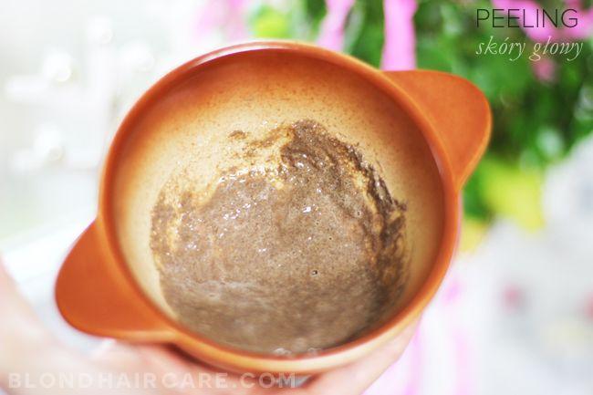 Peeling skóry głowy | Cukrowy, kawowy, glinkowy i szampon przeciwłupieżowy - Pielęgnacja Włosów Blog