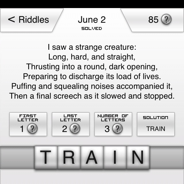 a compilation of funny riddles You'll riddle yourself silly with this collection of head-scratching puzzlers.