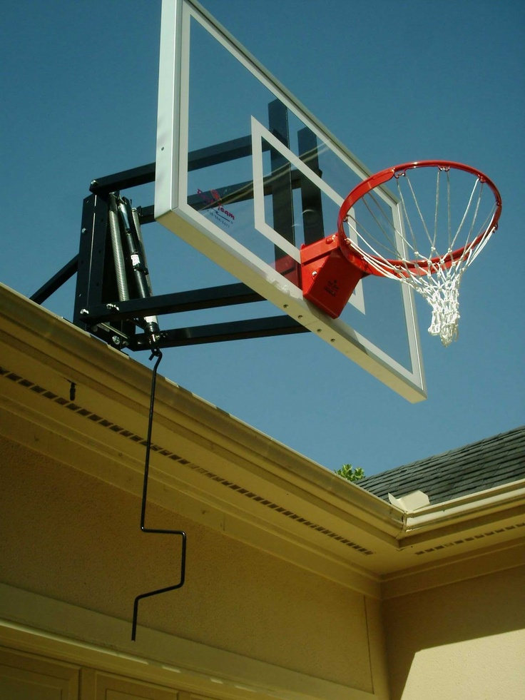 Roof Master Roof Mount Basketball System From DunRite Playgrounds  Http://www.dunriteplaygrounds