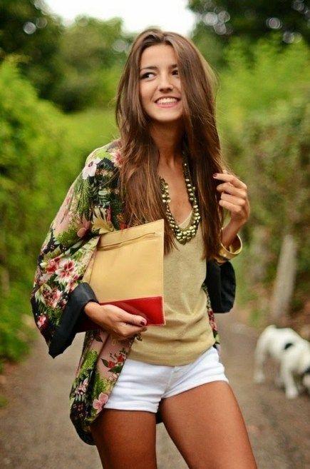 150 fairly informal shorts summer season outfit mixtures (165)