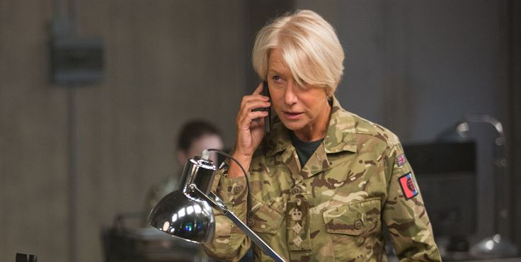 Academy Award winner Helen Mirren stars alongside Aaron Paul, Alan Rickman and Iain Glen in this timely thriller about a terrorist-targeting drone mission that becomes a flashpoint when a civilian girl enters the kill zone.