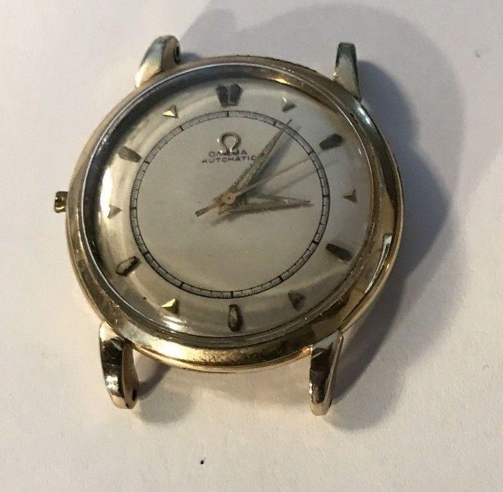 2-OLD Omega Men Wrist Watches, # 351, 17 J. Automatic, Next # 591, 20 Jewels.