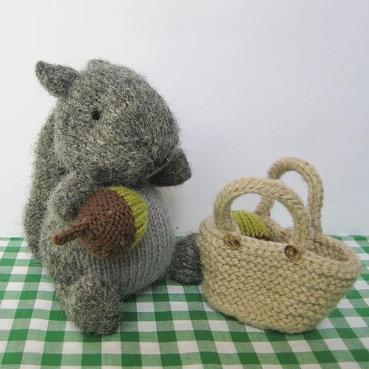 Knitting Patterns For Forest Animals : 181 best knit animals images on Pinterest Knitting, Knit crochet and Animals