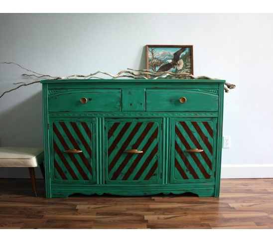Eclectic Buffets And Sideboards