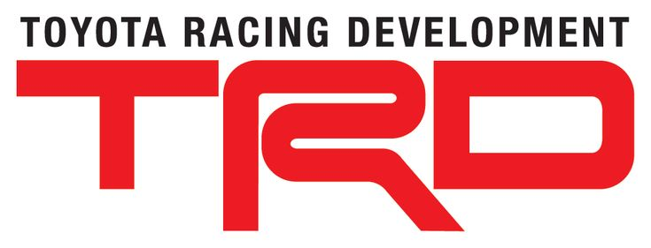 TRD (Toyota Racing Development) Logo