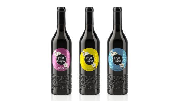 #Botella Lucía, diseñada por Avanza Packaging para Bodega Cumbres de Abona.