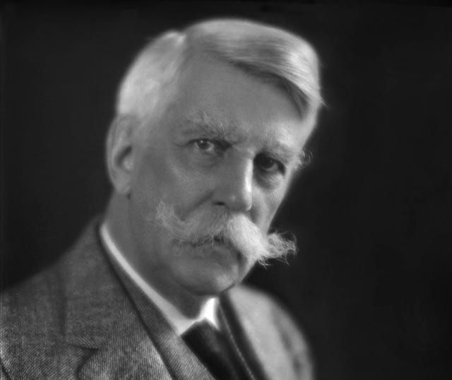 "Oliver Wendell Holmes, Supreme Court Justice known for citing a ""clear and present danger"" in the Schenck v. United States case."
