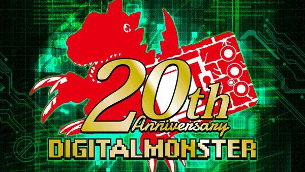 Digital Monster: avviato un countdown per il 20°Anniversario