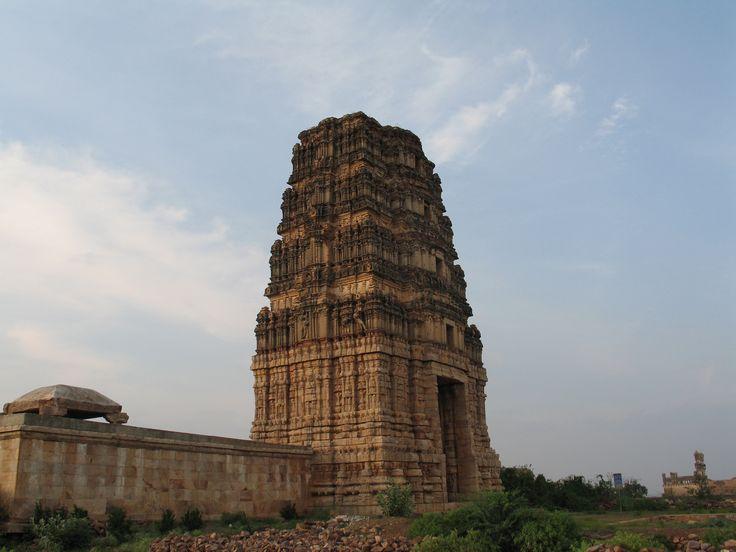 The Madhavaraya Temple near the historical Gandikota Fort in Kadapa district.