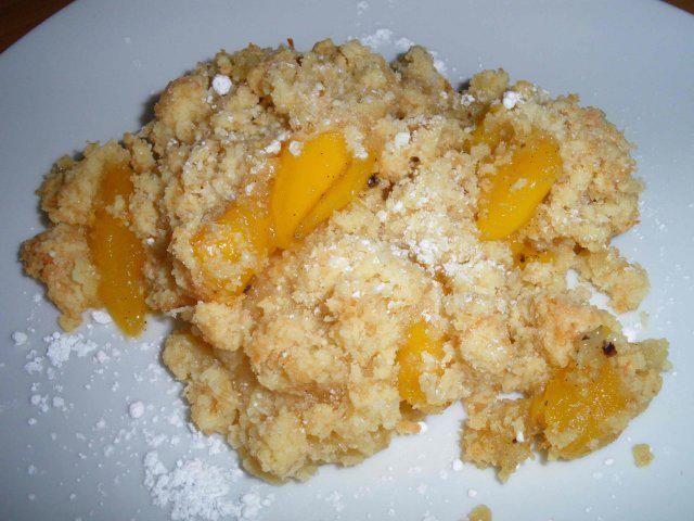 Das perfekte Mango-Crumble-Rezept mit Bild und einfacher Schritt-für-Schritt-Anleitung: Den Ofen vorheizen auf 180°C .Die Butter sollte weich sein. Die…